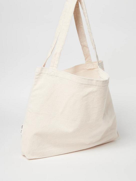 Old White Rib Mom - Bag-4