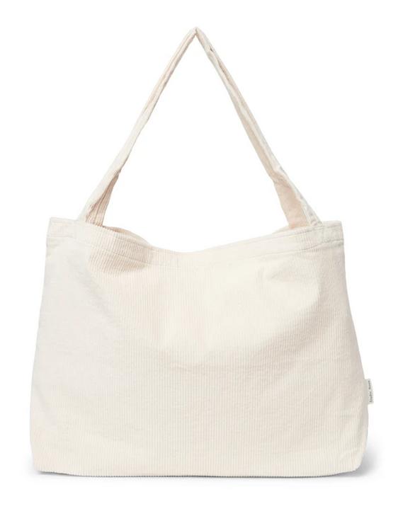 Old White Rib Mom - Bag-1