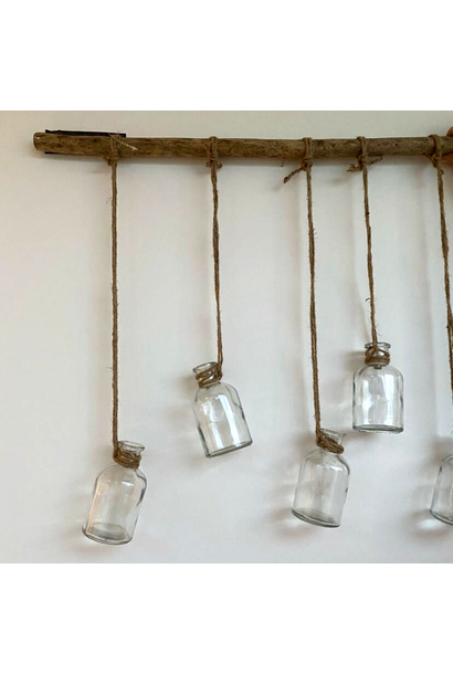 Wall decoration - Hanging Vases