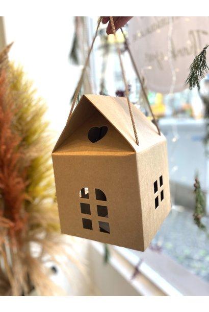 Cadeauverpakking Huis