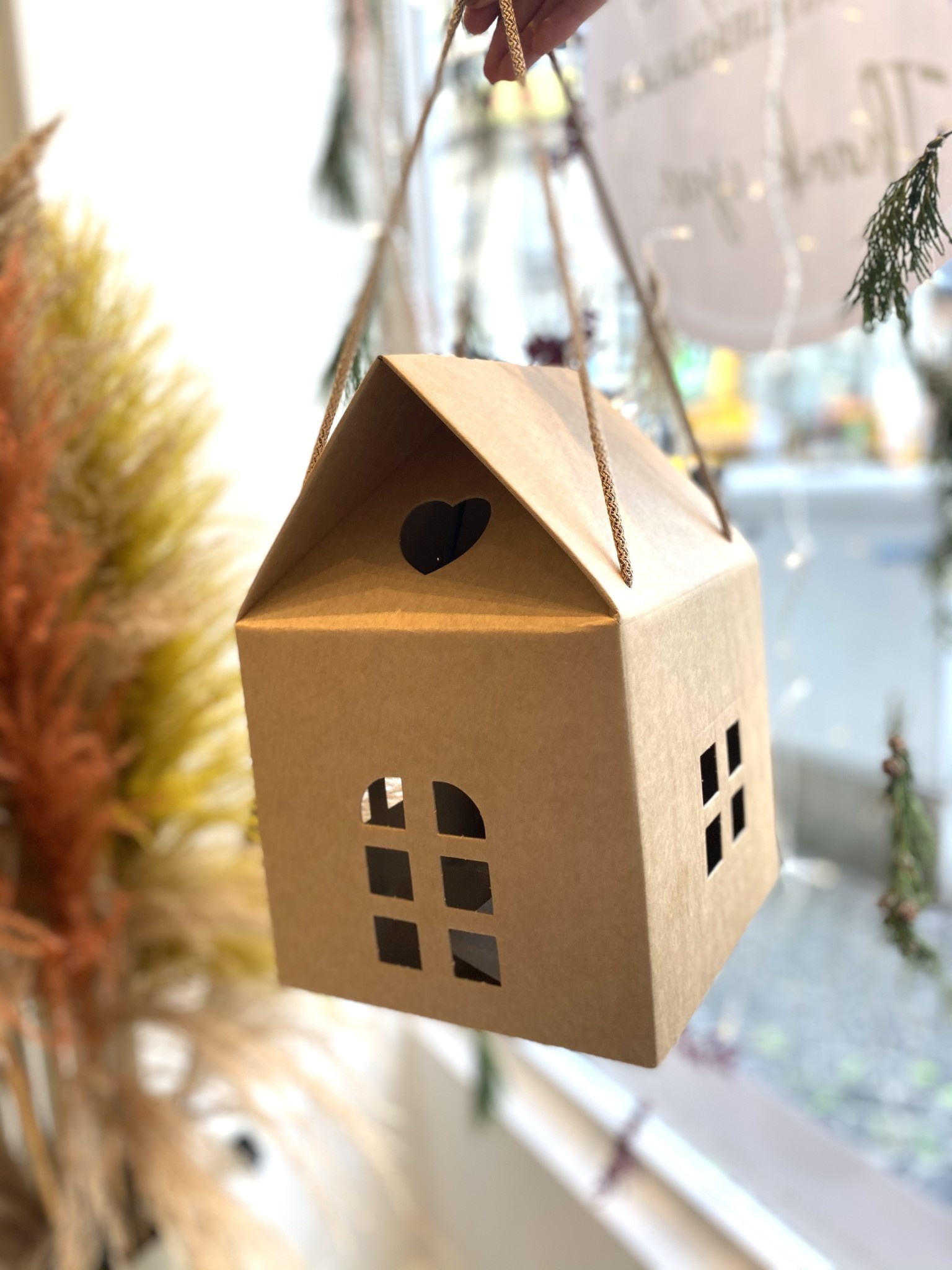 Cadeauverpakking Huis-1