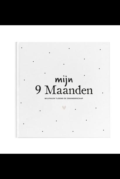 Boek 'Mijn 9 maanden'