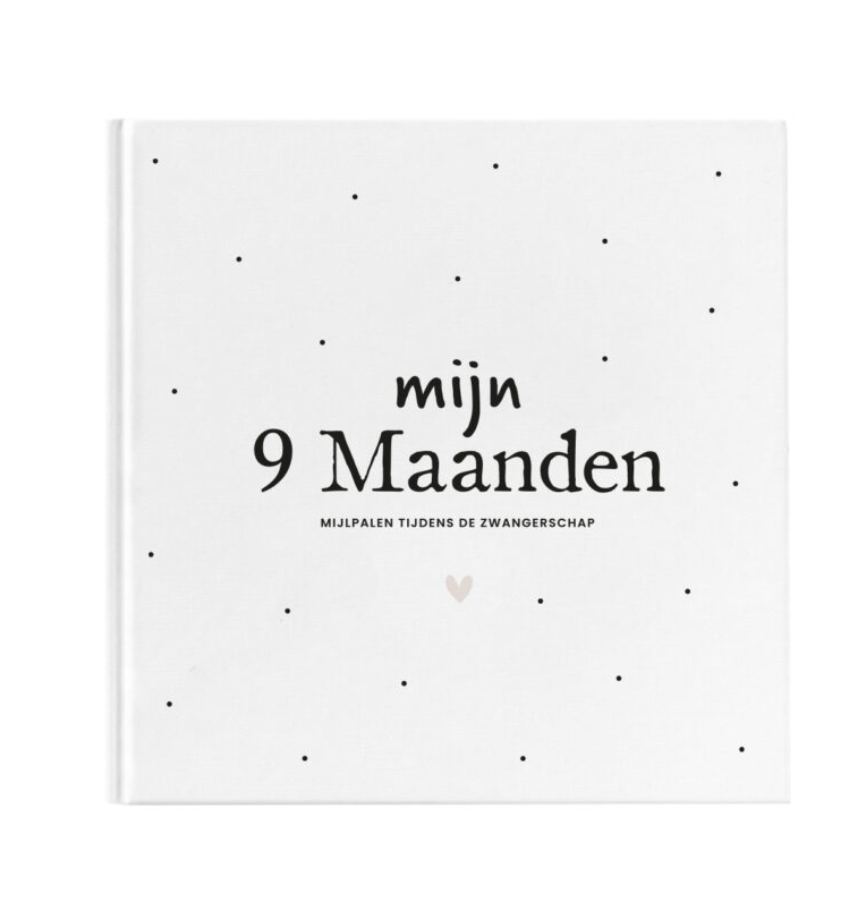 Boek 'Mijn 9 maanden'-1