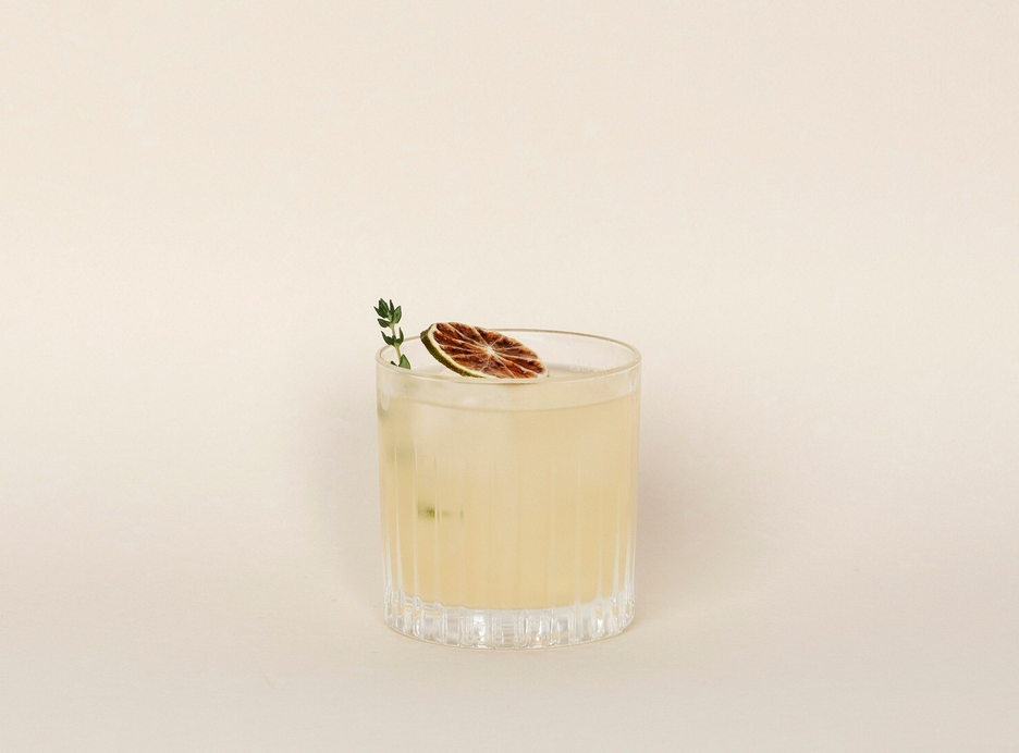 The Mocktail Club - Apple & Thyme - The Mocktail Club-3