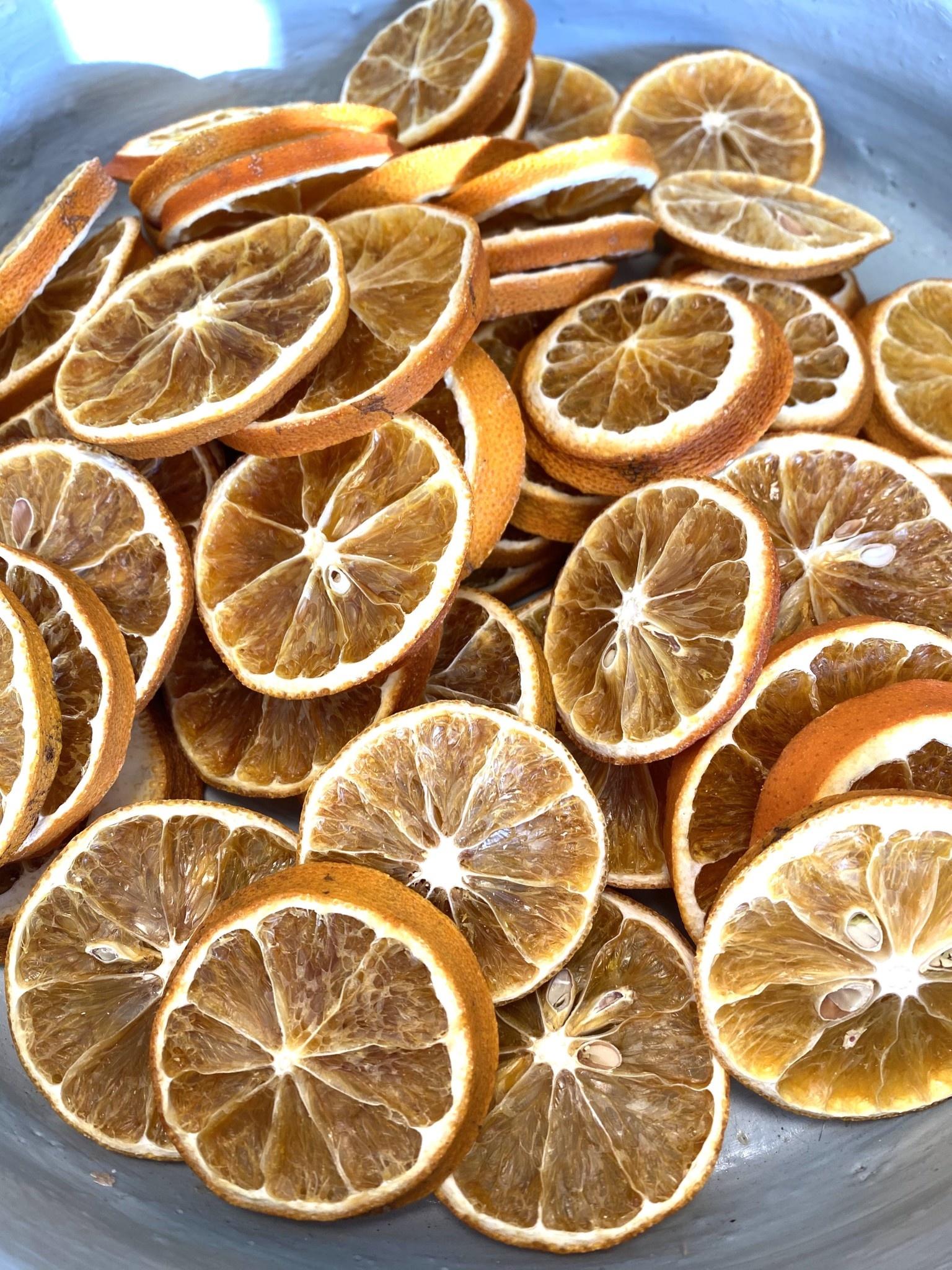 Gedroogde Sinaasappelschijfjes-2