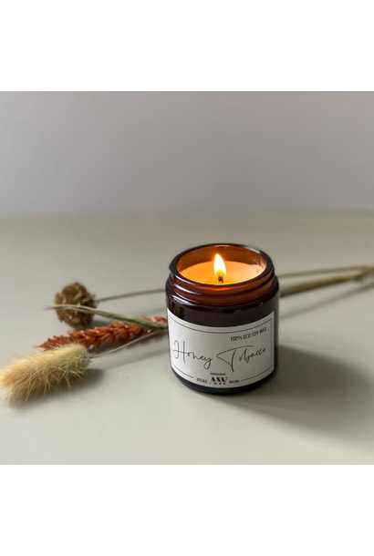 Scented Candle Tobacco & Oak