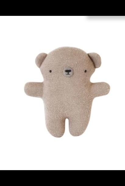Rattle Bear Grey