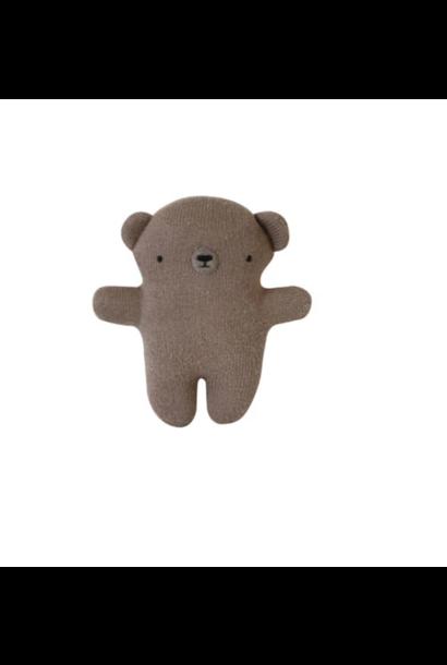 Rattle Bear Brown