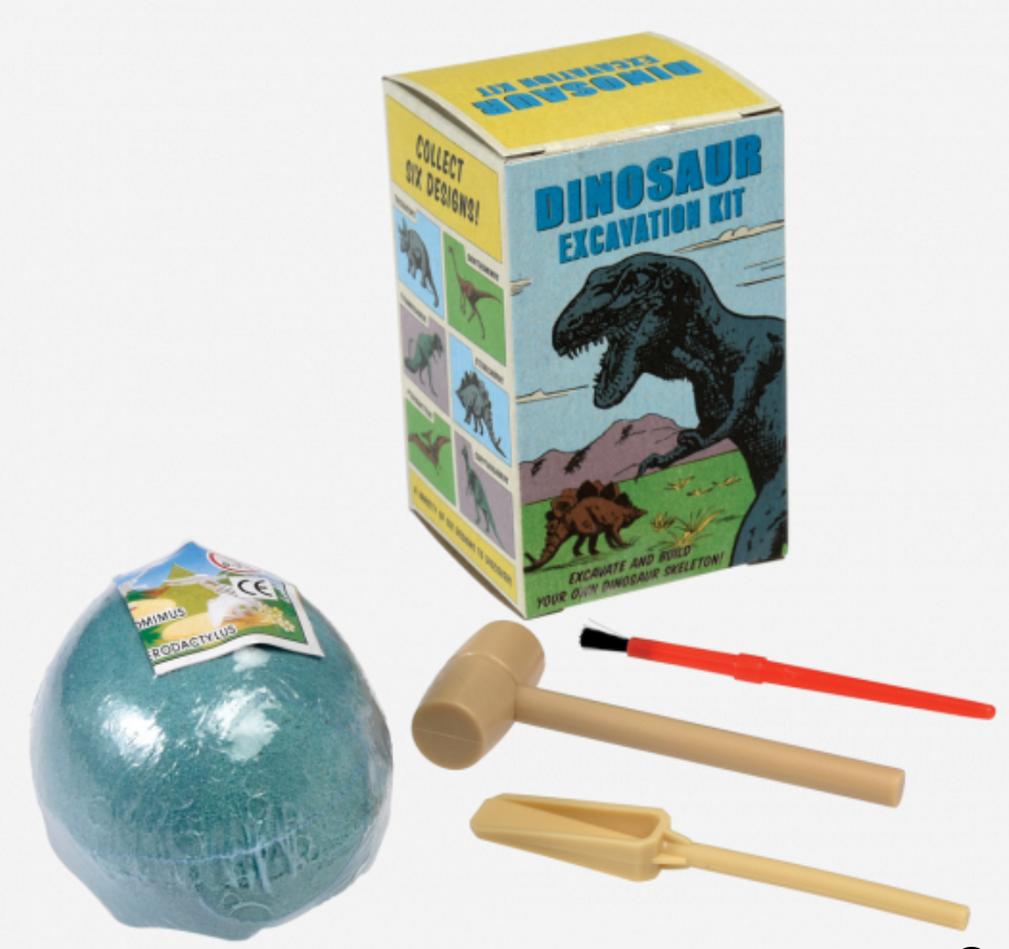 Opgravingsset Dinosaurussen-2