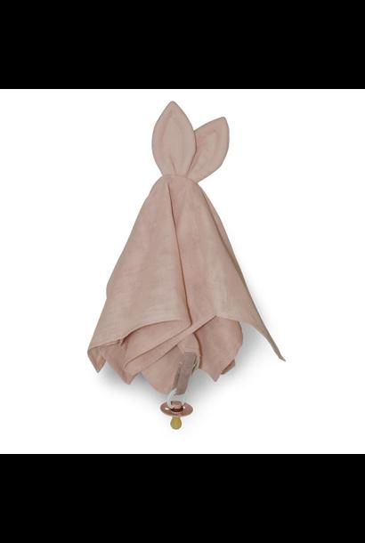 Cuddle Cloth Misty Rose