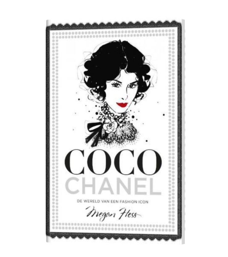 Coco Chanel Boek-1