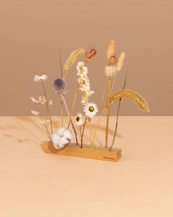 Flowergram Crisp Cotton - Atelier Olala-1