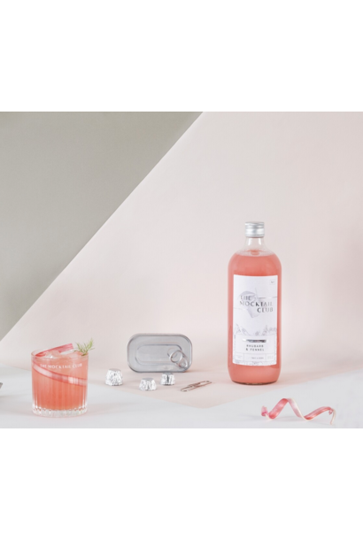The Mocktail Club N°8 - Rabarber & Venkel