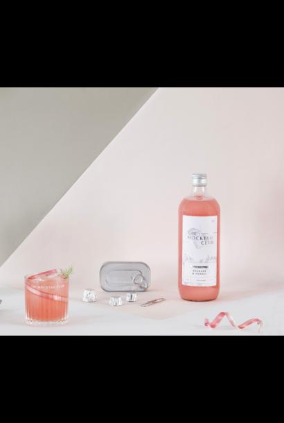 The Mocktail Club N°8 - Rhubarb&Fennel