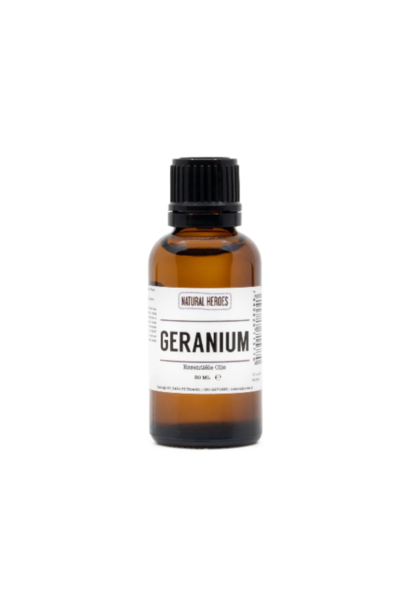 Essentiële Olie - Geranium