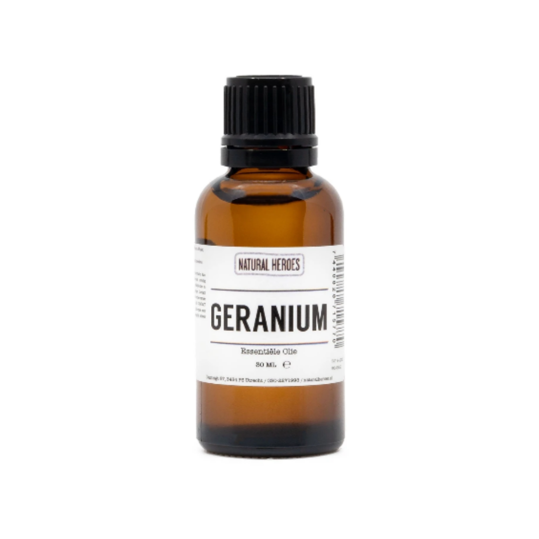 Essentiële Olie - Geranium - Natural Heroes-1