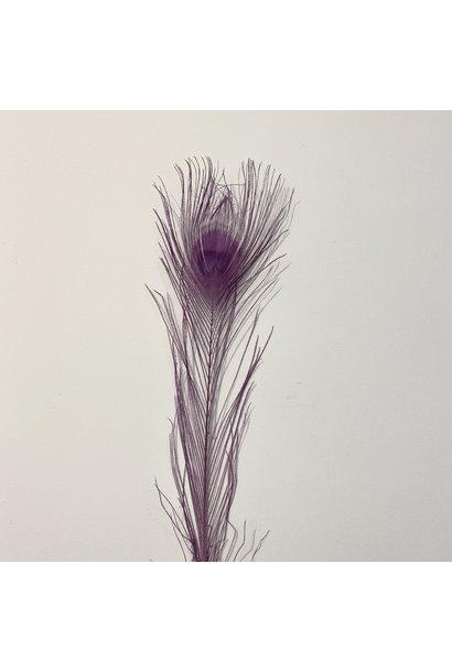 Flowerbar - Pauwenveer Paars XS