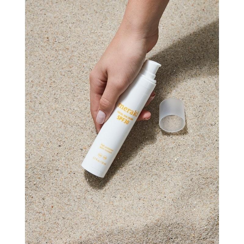 Facial Sun Cream SPF30 - Meraki-2