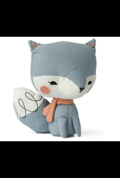 Stuffed Animal Fox Blue
