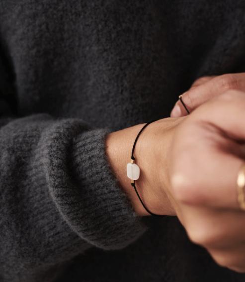 Rozenkwarts armbandjes met gedichtje – thema liefde - Gewoon Jip-2