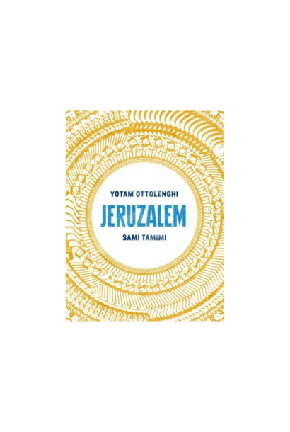 Book - Jeruzalem