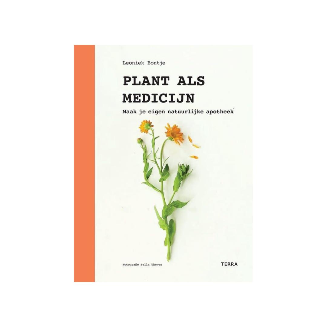 Plant Als Medicijn - Leoniek Bontje-1
