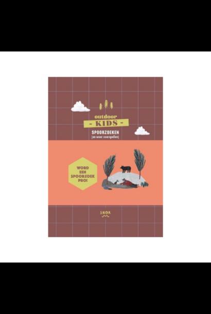 Boek - Outdoor Kids: Spoorzoeken