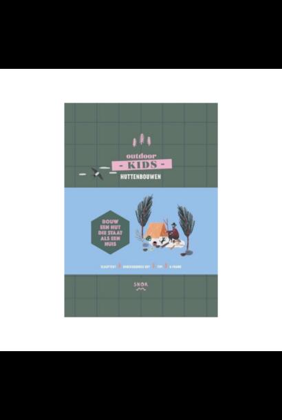 Boek - Outdoor Kids: Huttenbouwen