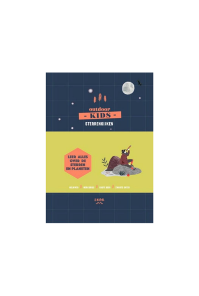 Book - Outdoor Kids: Stargazing