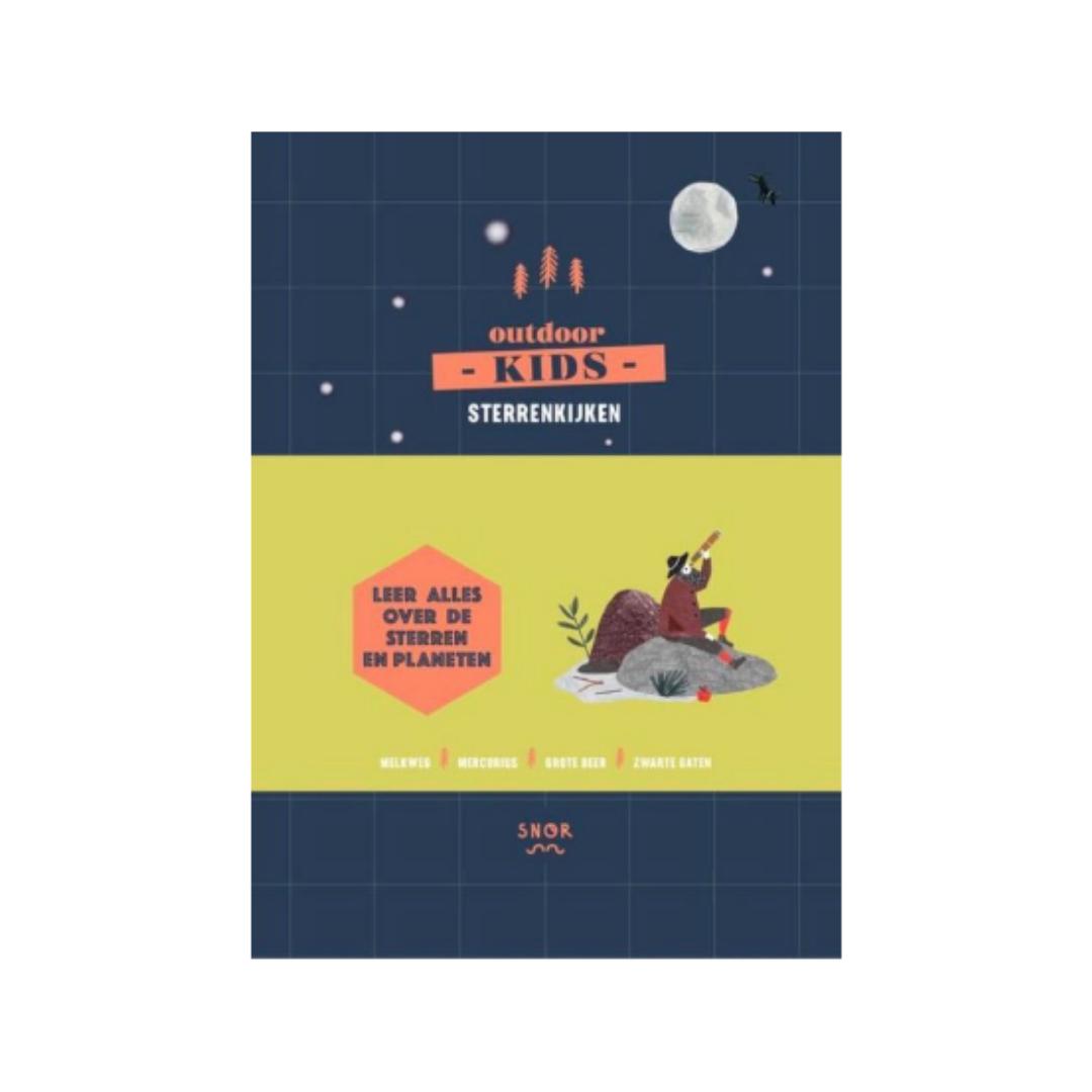 Boek - Outdoor Kids: Sterrenkijken - Snor-1