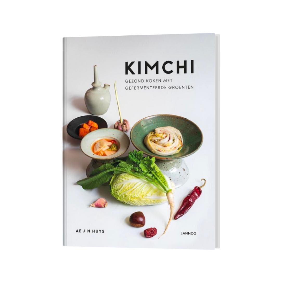 Kimchi - Gefermenteerde groenten-1