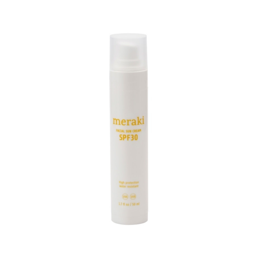 Facial Sun Cream SPF30 - Meraki-1