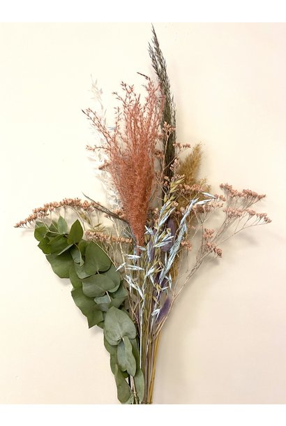 Dry bouquet Soft Pink