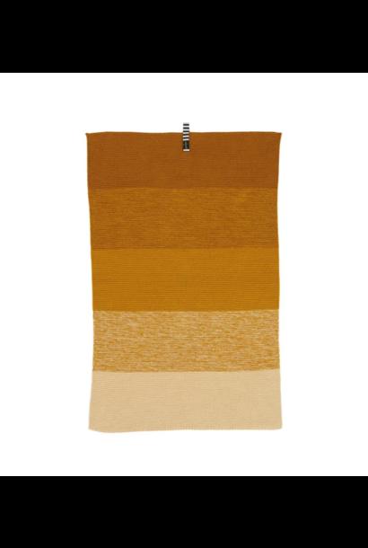 Mini Handdoek - Oker