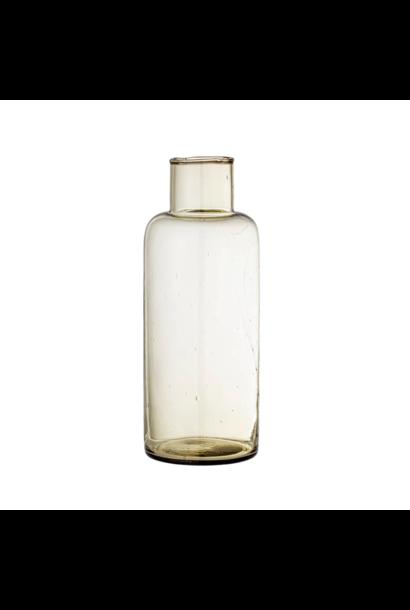 Carafe/ vase Green Brown