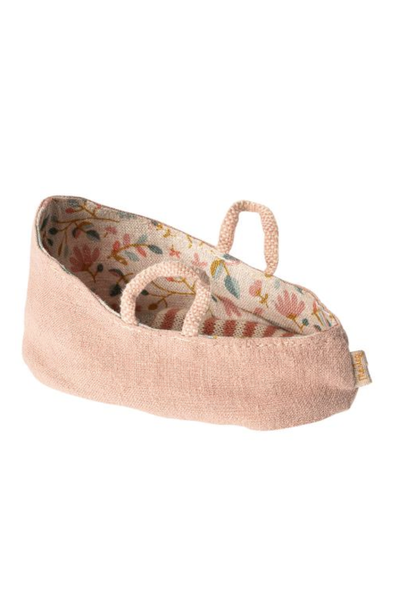 Carrycot Dusty Pink
