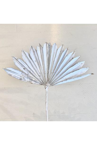 Flowerbar - Palmblad Gebleekt Wit