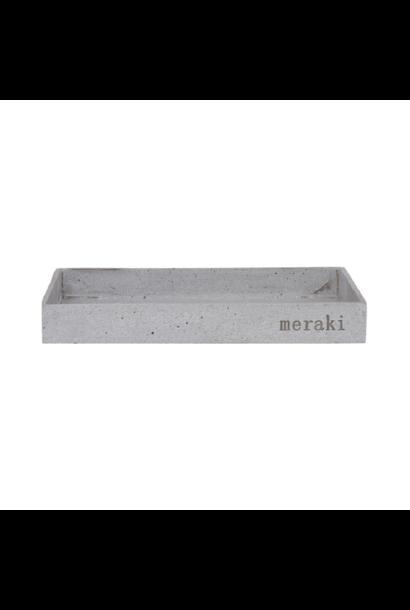 Stone Tray Gray