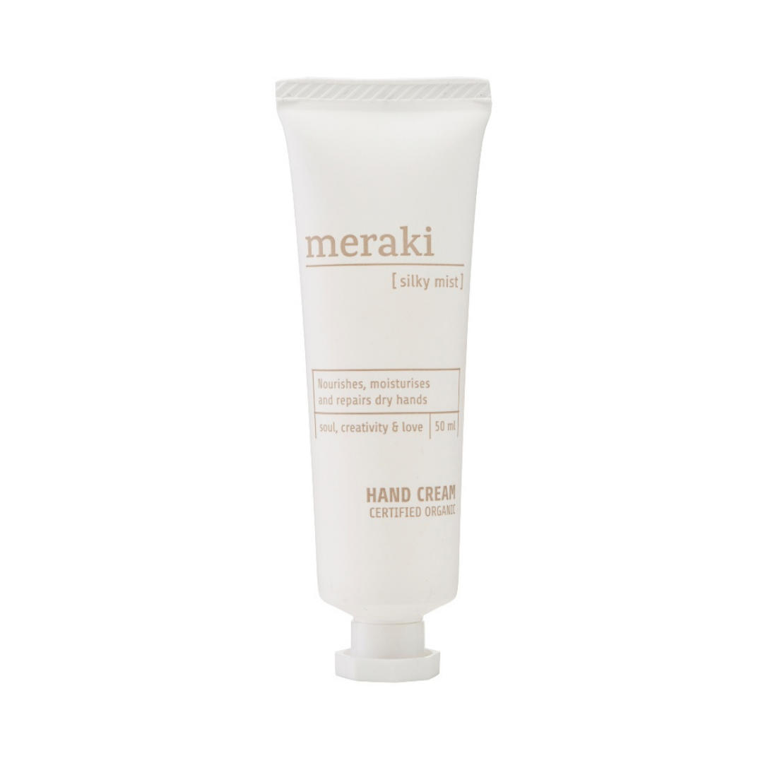 Hand Crème Silky Mist - Meraki-1