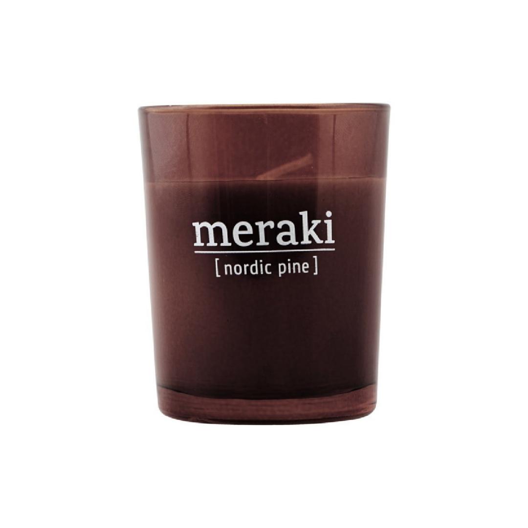 Geurkaars Nordic Pine - Meraki-1