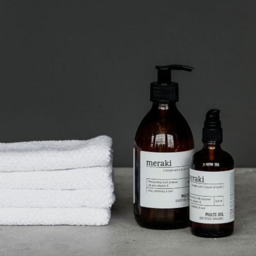 Body Oil Orange & Herbs - Meraki-2