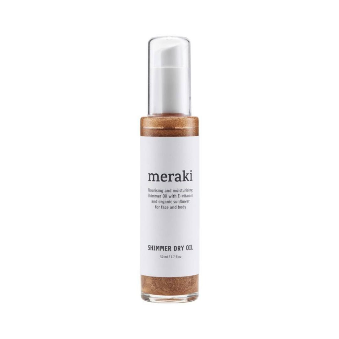 Shimmer Dry Oil - Meraki-1