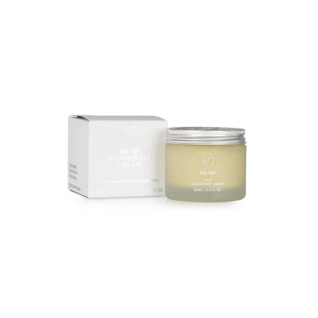 Hemp Natuurlijke Deodorant - Flow Cosmetics-1