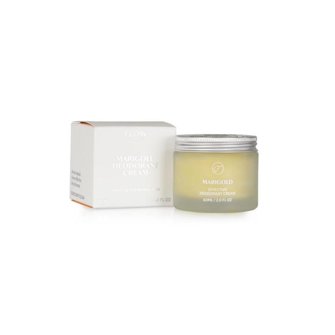 Marigold Deodorant Crème - Flow Cosmetics-1