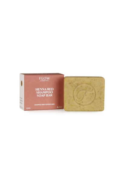 Henna Red - Shampoo bar for red dyed or natural red hair