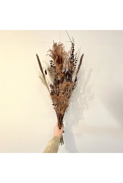 Dry Bouquet Brown