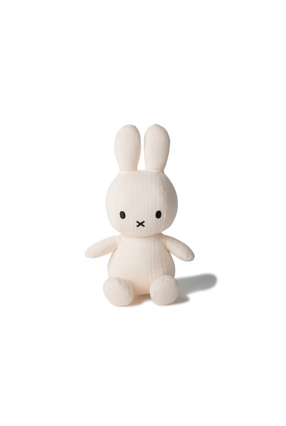 Miffy Cotton Cuddly Toy White