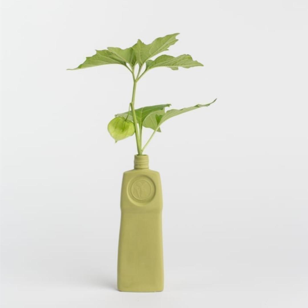 Porseleinen Flesvaas Moss #18 - Foekje Fleur-2