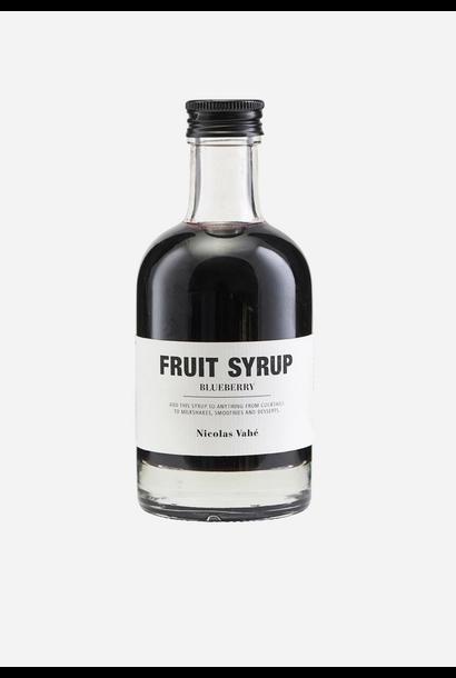Fruit Syrup Blueberry
