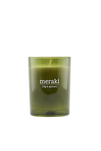 Scented candle Fig & Apricot